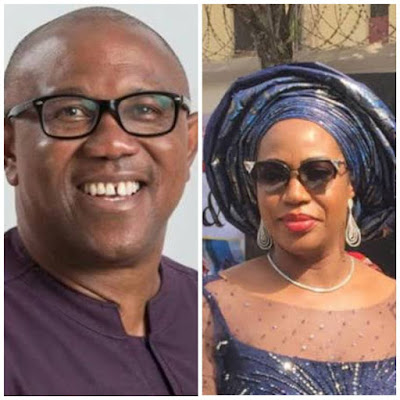Meet Margaret Obi, Wife of Former Anambra State Governor, Peter Obi