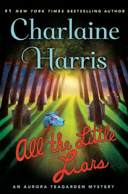 Bea's Book Nook, Review, All the Little Liars, Charlaine Harris