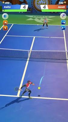 Screenshot Tennis Clash
