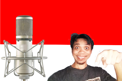 indonesian voice over male