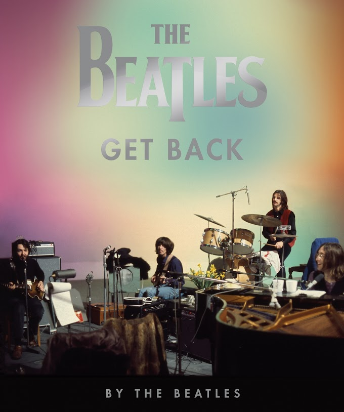 『The Beatles: Get Back』書籍2021年8月31日発売・映画2021年8月27日公開 「アンソロジー」以来の公式本