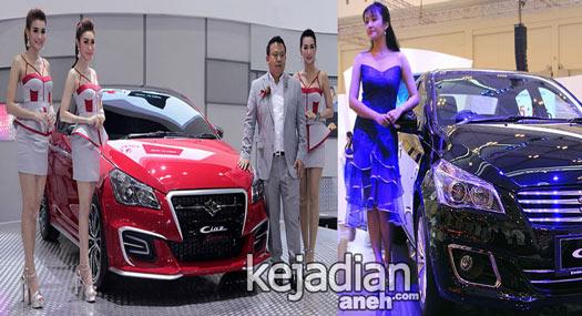 Suzuki Ciaz 2016 10 Mobil Terbaru 2016 yang akan Dijual di Indonesia