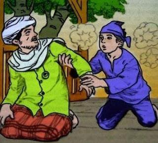 cerita dongeng Banta Berensyah