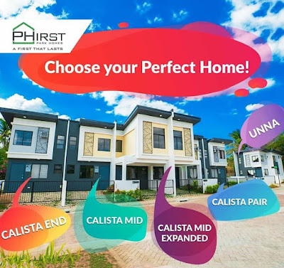 Phirst Park Homes Calista Townhouse