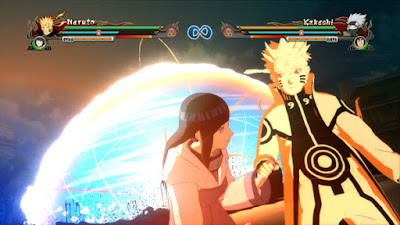 โหลดเกมคอม Naruto shippuden ultimate ninja storm revolution