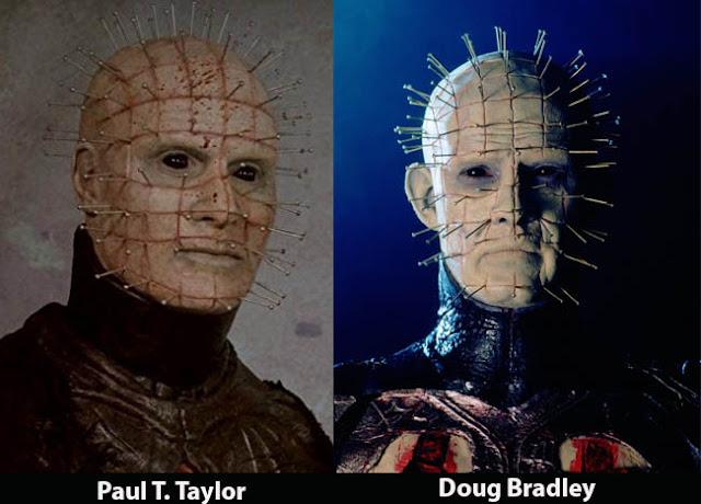 Paul T. Taylor, Doug Bradley - Pinhead