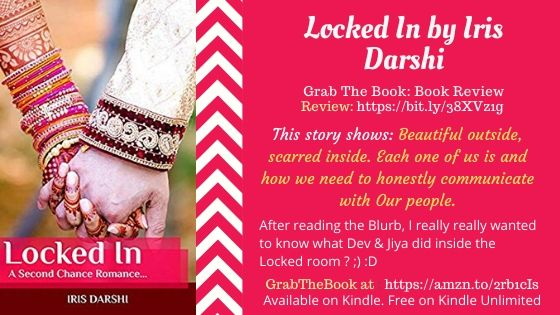 Book: Locked In by Iris Darshi