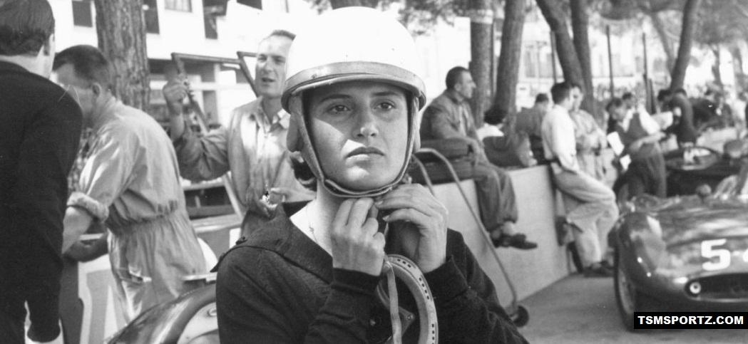 Maria Teresa de Filippis Formula one women driver