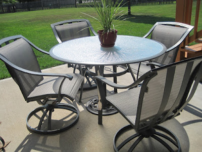 Hampton Bay Aluminum Patio Furniture
