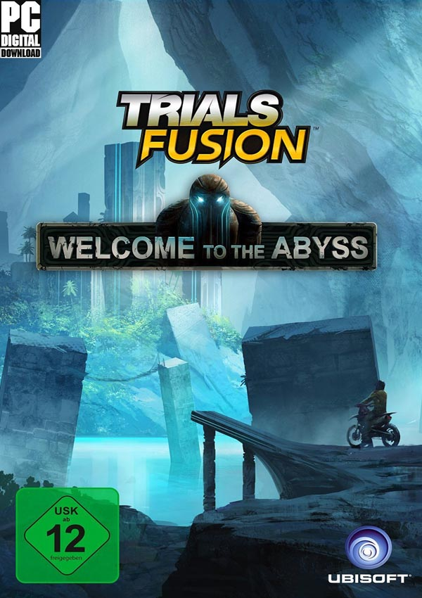 Trials Fusion Welcome to the Abyss Download Cover Free Game