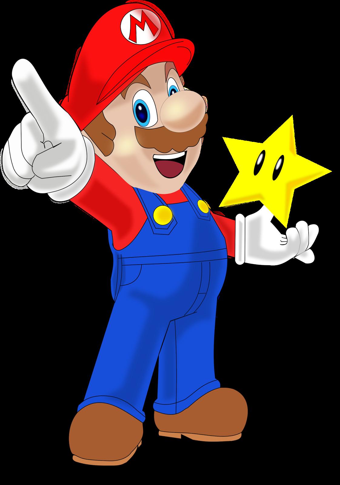 Bruno Nerd Comics Time Lapse Desenhando O Super Mario Com Inkscape