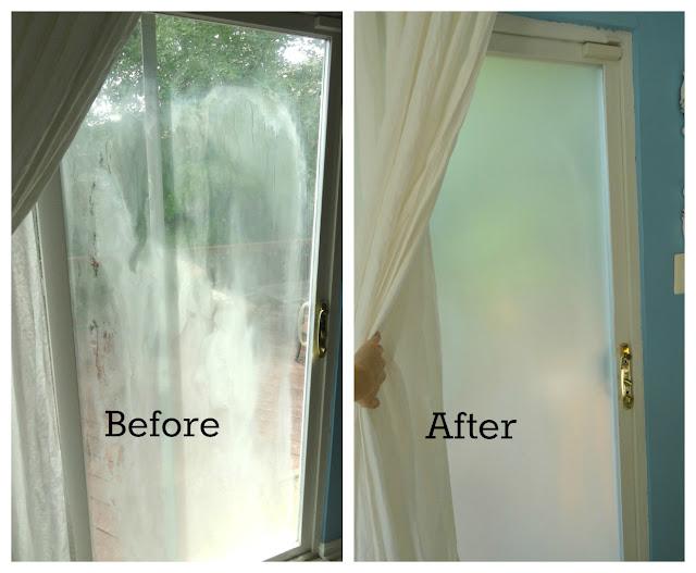 Rachel S Nest Fixing A Window With A Broken Seal