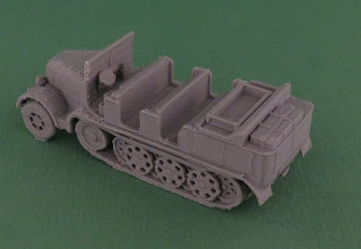 Sd.Kfz 7 halftrack picture 4