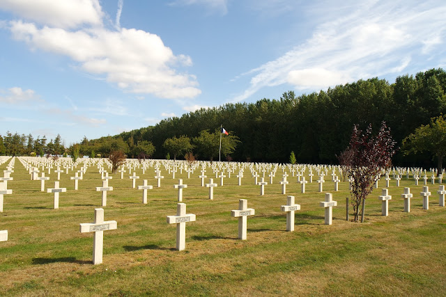 Autumn Battlefields 2019 - Day Seven: South of the Somme