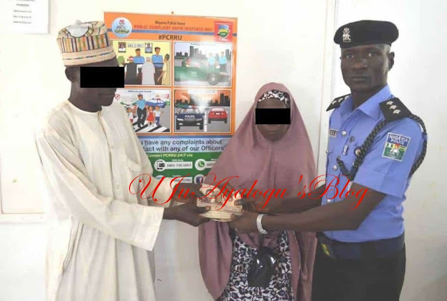 Fake policeman/court official nabbed after collecting N100,000 bail money from suspect's mother