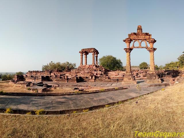 Hindola Torana Gyaraspur