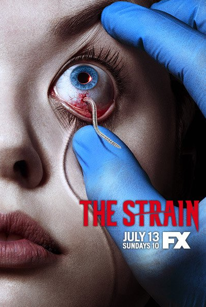 The Strain (2014-) ταινιες online seires oipeirates greek subs