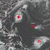 Fenómeno La Niña y altas temperaturas activan el Atlántico; se agotan nombres para huracanes