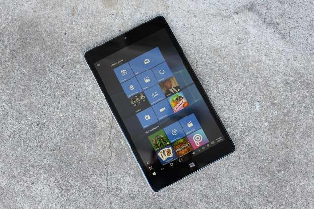 Review nuvision 8-inch tablet windows 10