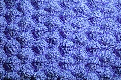 1 - Crochet IMAGEN Punto bombom a crochet y ganchillo muy fácil y sencillo Majovel Crochet