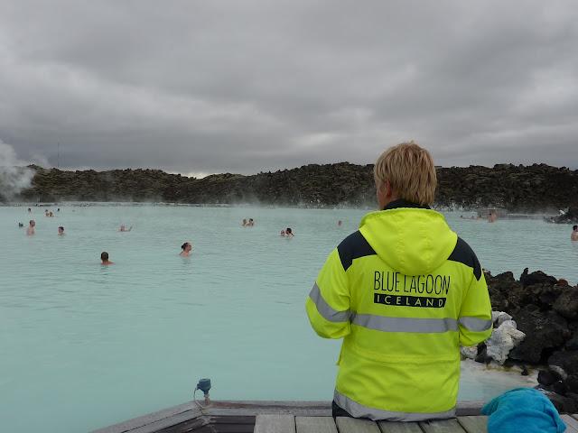 Blue lagoon-Bláa lónið-Islanda