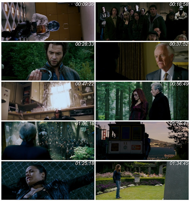 X-Men The Last Stand 2006 Dual Audio Download 1080p BluRay