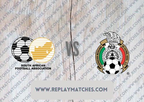 South Africa U23 vs Mexico U23 -Highlights 28 July 2021
