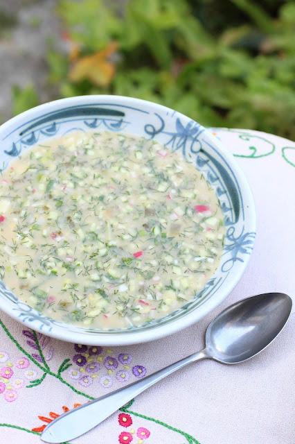 soupe froide de russie ukraine