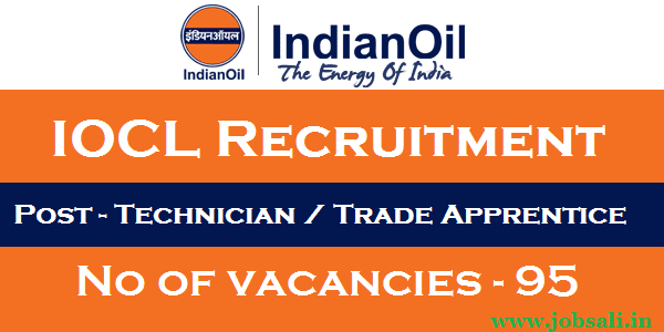 IOCL Apprentice Recruitment, IOCL careers, Indian Oil Recruitment