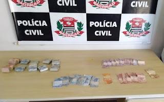 Dise de Registro-SP apreende mais de 10.300 porções de entorpecentes e prende três traficantes