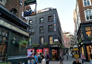 Londres, Carnaby Street.