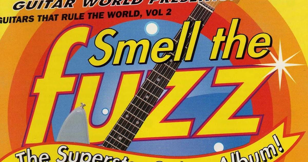Jazz Rock Fusion Guitar: Various Artists - 1996 Guitars ...