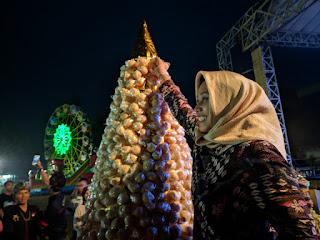 Festival Mojokerto Kuno Kini 2019,    Angkat Kultur Mojopahit di Era Kekinian