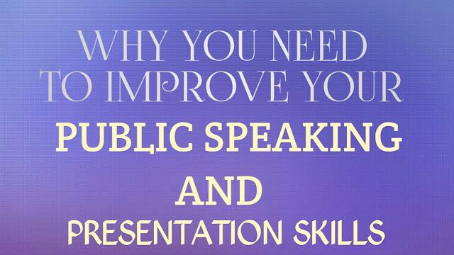 Public speaking and Presentation skills in 2020