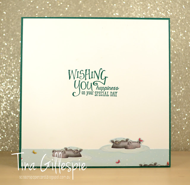 scissorspapercard, Stampin' Up!, Tropical Escape DSP, Animal Expedition DSP, Happy Birthday Thinlit, Better Together