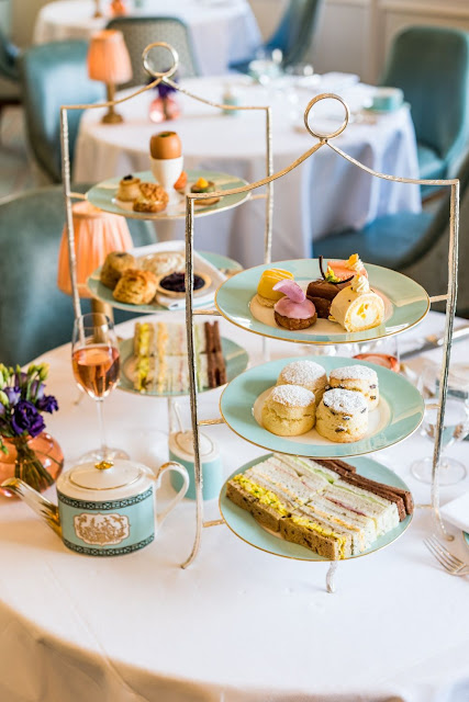 15 Best Places for Afternoon Tea in London - traditional and modern ones