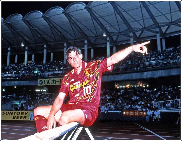 Dragan Stojkovic Nagoya Grampus