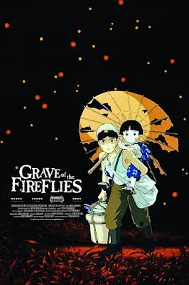 Poster Film Grave of The Fireflies