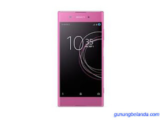 Cara Flashing Sony Xperia XA1 Plus G3412