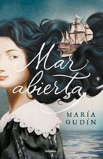 """""""Mar abierta"""" de María Gudín"""