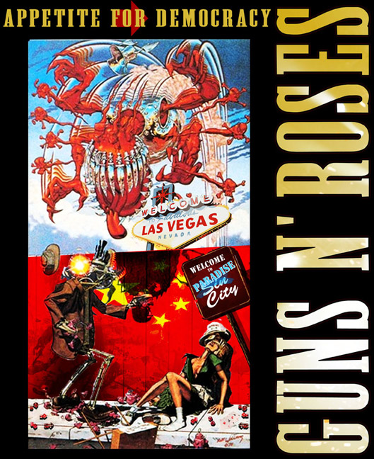 Guns N´ Roses - Live at the Joint (Las Vegas) 11 09 2013