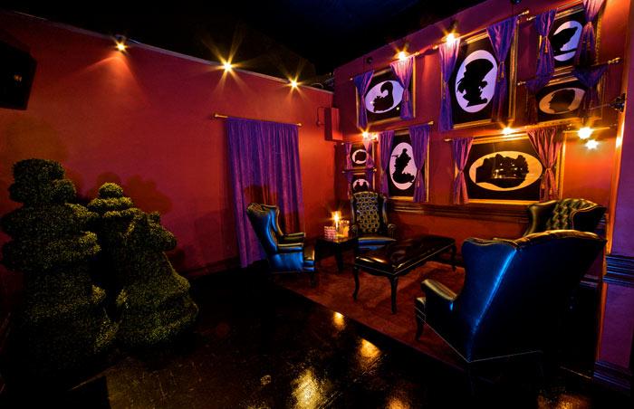 Braxton And Yancey: Wonderland Room Décor
