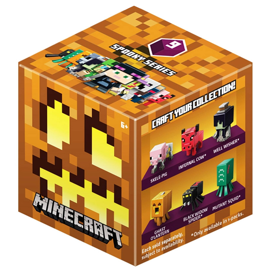minecraft series 9 mini figures minecraft merch. Black Bedroom Furniture Sets. Home Design Ideas