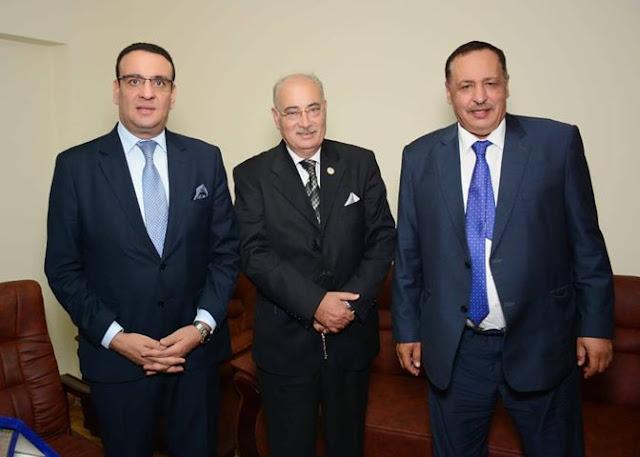 حزب الحريه المصري يفتتح امانه المجتمعات العمرانيه الجديده