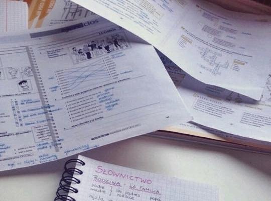Filologia hiszpańska notatki