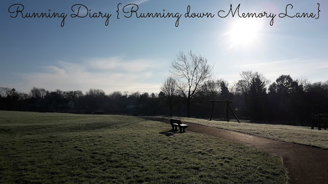 Running Diary {Running down Memory Lane} // 76sunflowers