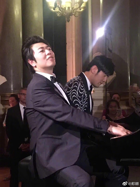 Lang Lang wedding perform Jay Chou