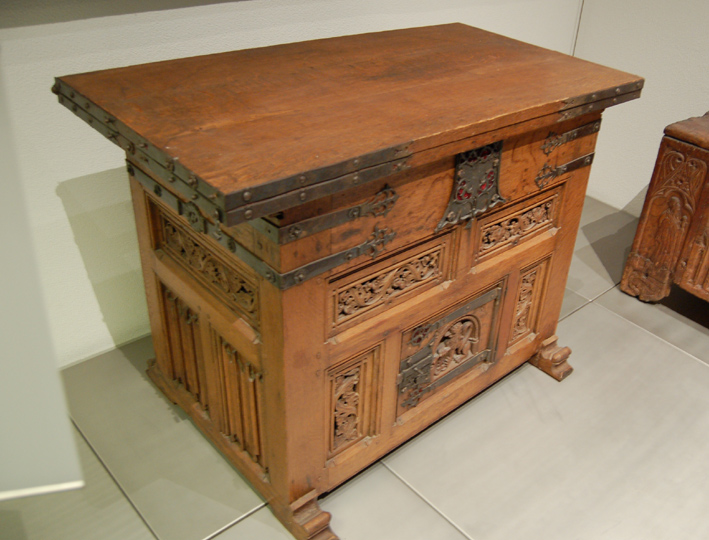 St. thomas guild medieval woodworking furniture and other crafts