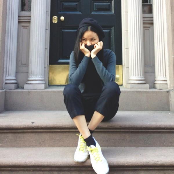 Mặc đồ  gì đẹp cùng giày sneaker độn đ15ế