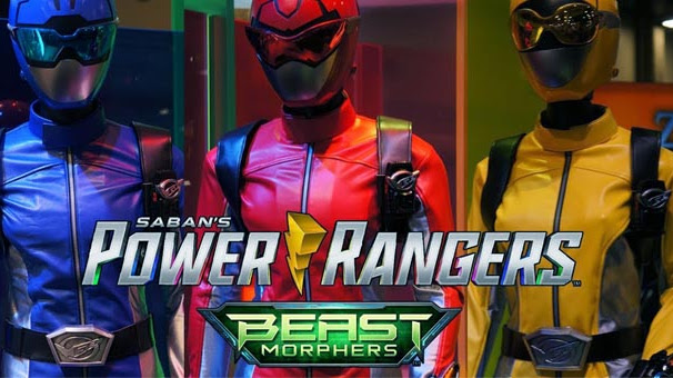 Power Rangers Beast Morphers Episode 1 Subtitle Indonesia